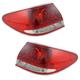 1ALTP00372-Lexus ES330 Tail Light Pair