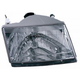 1ALHL00139-Mazda Headlight Passenger Side