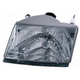1ALHL00138-Mazda Headlight Driver Side