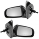 1AMRP00775-Chevy Aveo Pontiac Wave Mirror Pair