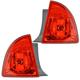 1ALTP00386-Chevy Malibu Tail Light Pair
