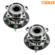 TKSHS00294-2007-12 Mazda CX-7 Wheel Bearing & Hub Assembly Rear Pair  Timken HA590193