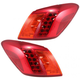 1ALTP00389-2009-10 Nissan Murano Tail Light Pair