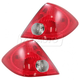 1ALTP00382-2005-10 Pontiac G6 Tail Light Pair