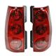1ALTP00384-2007-11 GMC Tail Light Pair