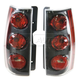 1ALTP00385-2007-11 GMC Yukon Tail Light Pair