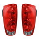 1ALTP00380-Chevy Tail Light Pair