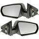 1AMRP00782-2008-14 Dodge Avenger Mirror Pair