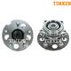 TKSHS00290-1996-05 Toyota Rav4 Wheel Bearing & Hub Assembly Rear Pair  Timken HA594241