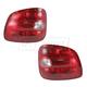 1ALTP00353-Ford F150 Truck Tail Light Pair