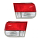 1ALTP00357-1999-00 Honda Civic Tail Light Pair