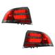 1ALTP00358-2007-08 Acura TL Tail Light Pair