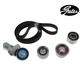 GATBK00014-Timing Belt and Component Kit Gates TCK304