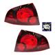 1ALTP00351-2004-06 Nissan Sentra Tail Light Pair