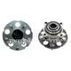 TKSHS00291-Honda CR-V Crosstour Wheel Bearing & Hub Assembly Rear Pair Timken HA590190