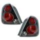 1ALTP00352-2005-06 Nissan Altima Tail Light Pair