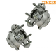TKSHS00292-Acura RDX Honda CR-V Wheel Bearing & Hub Assembly Rear Pair Timken HA590204