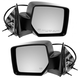 1AMRP00798-2008-12 Jeep Liberty Mirror Pair