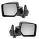 1AMRP00799-2007-13 Jeep Patriot (MK) Mirror Pair