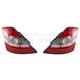 1ALTP00368-Mercedes Benz Tail Light Pair
