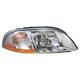 1ALHL00127-2001-03 Ford Windstar Headlight Passenger Side