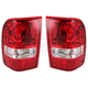 1ALTP00361-Ford Ranger Tail Light Pair
