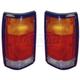 1ALTP00328-Mazda Tail Light Pair