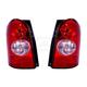 1ALTP00329-2002-03 Mazda MPV Tail Light Pair