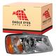 1ALHL00172-2000-02 Hyundai Accent Headlight Passenger Side
