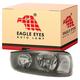 1ALHL00175-2001-03 Hyundai Elantra Headlight
