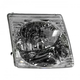 1ALHL00178-Ford Headlight Passenger Side