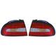 1ALTP00337-1994-96 Mitsubishi Galant Tail Light Pair