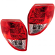 1ALTP00335-2006-08 Toyota Rav4 Tail Light Pair