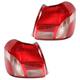1ALTP00340-2000-02 Toyota Echo Tail Light Pair
