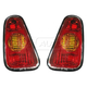1ALTP00309-Mini Cooper Tail Light Pair