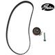 GATBK00015-2001-05 Acura EL Honda Civic Timing Belt and Component Kit Gates TCK312