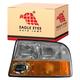 1ALHL00153-GMC Jimmy S-15 S-15 Sonoma Headlight Driver Side