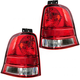 1ALTP00314-2004-07 Ford Freestar Tail Light Pair