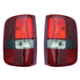 1ALTP00313-2006-08 Ford F150 Truck Tail Light Pair