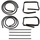 1AWSS00111-Door Weatherstrip Seal Kit