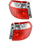 1ALTP00326-2005-06 Honda Odyssey Tail Light Pair