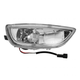 1ALFL00334-2001-02 Toyota Corolla Fog / Driving Light Passenger Side