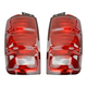 1ALTP00281-1997-02 Ford Expedition Tail Light Pair