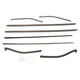 1AWSS00079-1970-72 Oldsmobile Cutlass Window Sweep