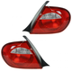 1ALTP00279-2003-05 Dodge Neon Tail Light Pair