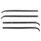 1AWSS00098-Ford Bronco II Ranger Window Sweep  Fairchild Automotive KF2025