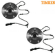 TKSHS00590-Jaguar Wheel Bearing & Hub Assembly Front Pair Timken HA590224