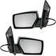 1AMRP00820-2004-09 Nissan Quest Mirror Pair