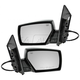 1AMRP00821-2009 Nissan Quest Mirror Pair
