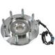 ACSHF00001-Wheel Bearing & Hub Assembly Front
